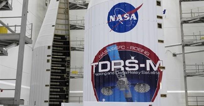 NASA delays satellite launch to replace damaged antenna