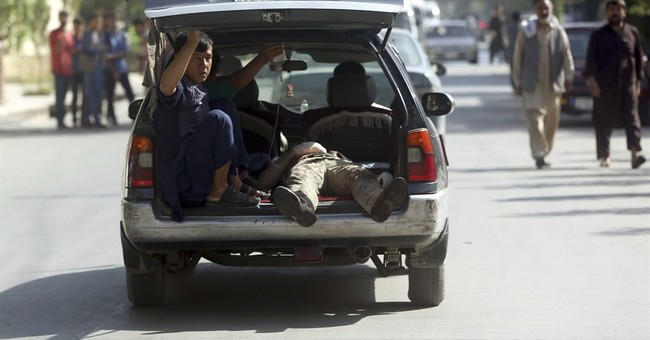 Q&A: A look at why the Taliban seem to be unstoppable