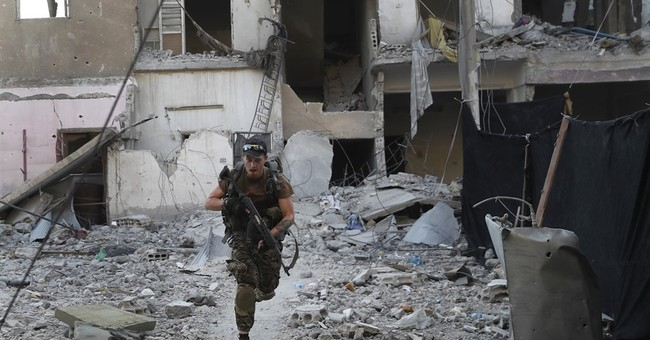 IS claims deadly attack in Syria against US-backed force