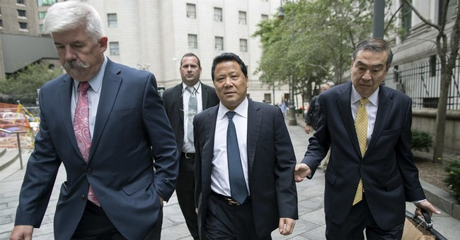 The Latest: UN looking at next steps after bribery verdict