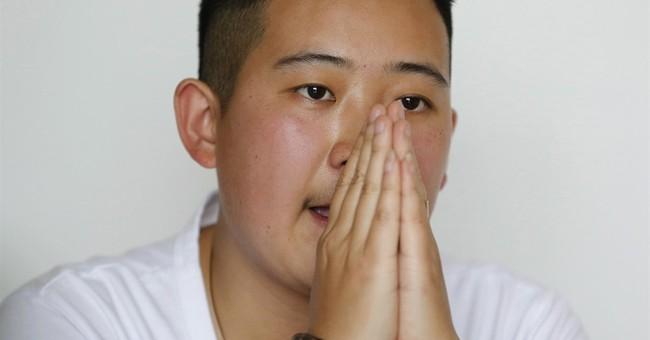 Transgender Chinese man says he's won job bias lawsuit