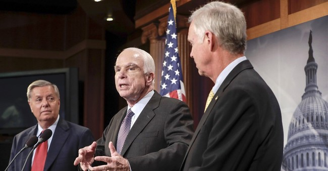 Obamacare 'skinny repeal' rejected after Pence tried to lobby McCain