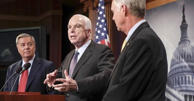 John McCain Got Epic Revenge on Donald Trump for Insulting Him