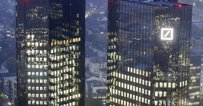Deutsche Bank sees profit rebound; CEO not satisfied