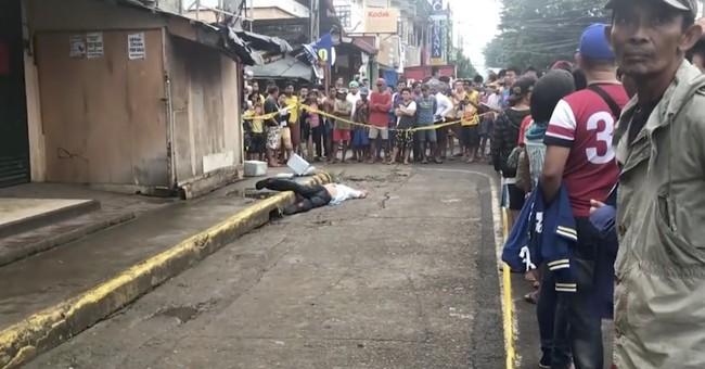New Zealander shot dead in central Philippines