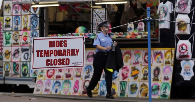 The Latest: Ohio State Fair victim's family hires law firm