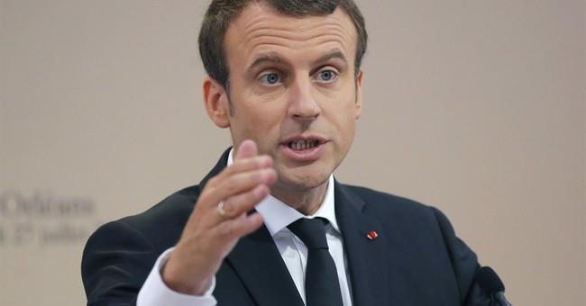 France nationalizing shipyard amid Italian takeover interest