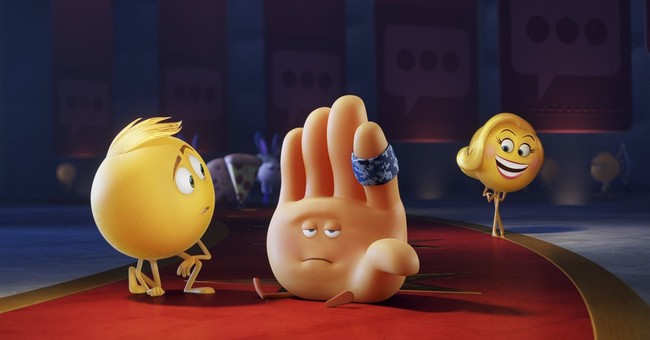 Review:  'The Emoji Movie' may be meh, but it's not evil