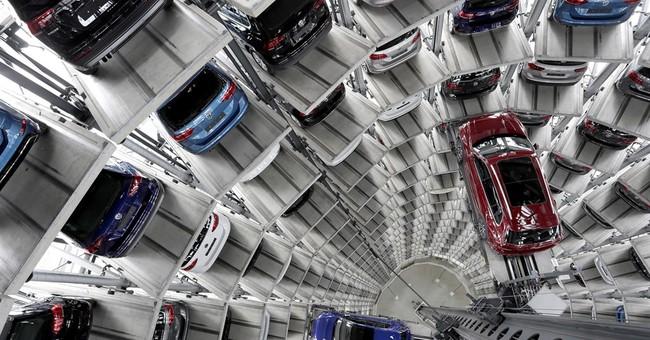 Volkswagen earnings rise in stronger European economy