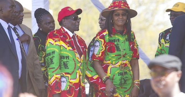 Wife of Zimbabwe's leader tells Mugabe to name successor