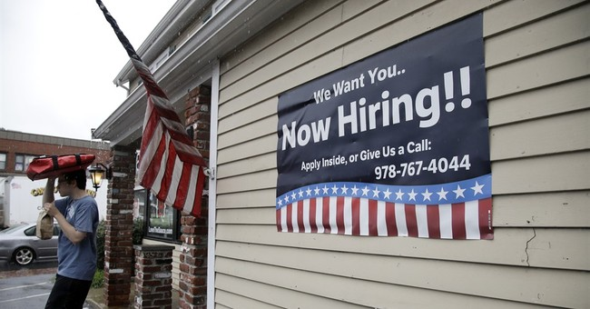 US weekly requests for jobless aid up 10K, to 244,000