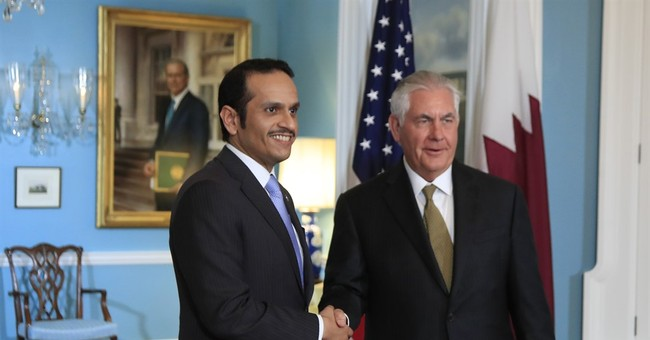 Qatar says UN should play a role in resolving Gulf crisis