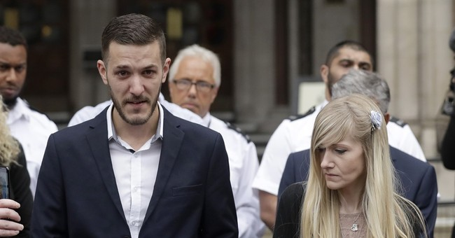British baby Charlie Gard at center of legal battle dies
