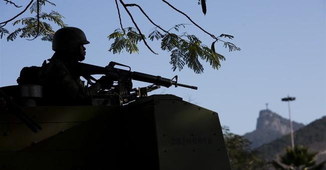 Troops deploy in Rio de Janeiro amid increasing violence