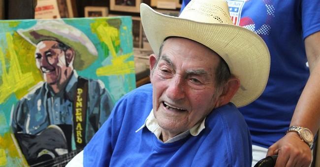 D.L. Menard, Cajun music ambassador, is dead at 85