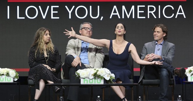 Sarah Silverman's show asks divided US to give love a chance