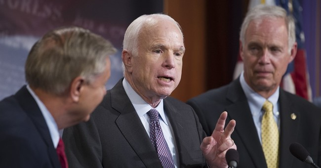 McCain, expected to save health bill, became the executioner