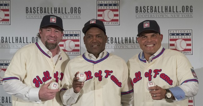 Raines, Bagwell, Pudge, Selig and Schuerholz ready for HOF