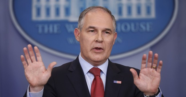 Watchdog group seeks probe into EPA chief Pruitt's travel