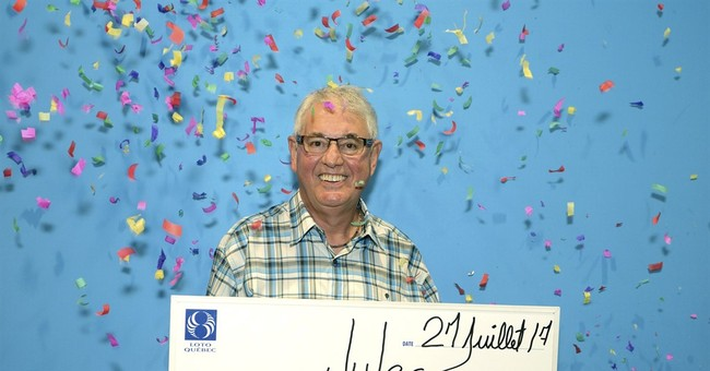 Lottery luck strikes twice for Quebec man who won millions