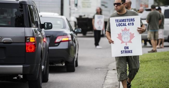 Toronto airport warns labor strike may affect flights