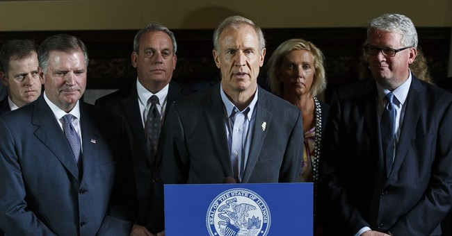 Latest fight at Illinois Capitol threatens money for schools