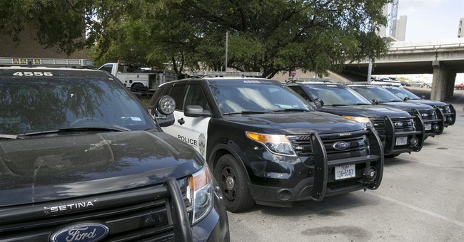 Fumes force Austin police to pull Ford Explorers off patrol