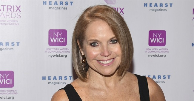 Katie Couric leaving Yahoo news site