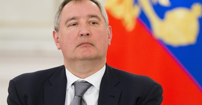 Romanian official: Russian deputy PM tried to flout EU ban