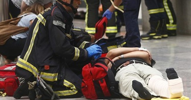 The Latest: Spain: 3 people seriously hurt in train crash