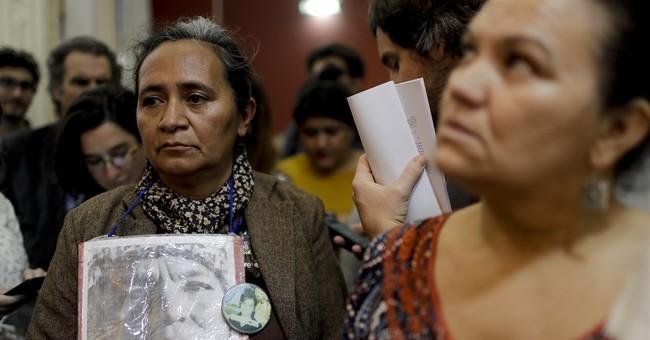 Regional rights body tells Argentina to free jailed activist