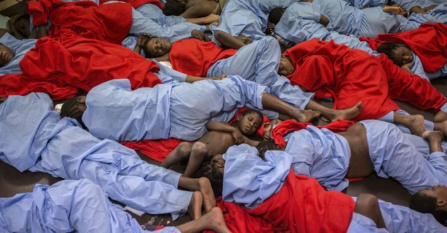 EU leaders urged to back migrant measures for Libya
