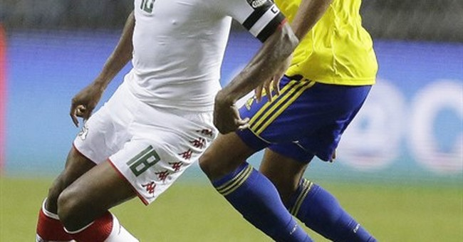 Hackers claim to have shut down African Cup website