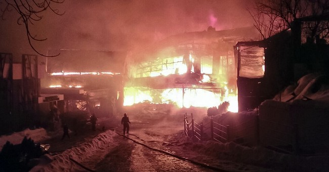 44 need hospital care after nightclub fire in Bucharest