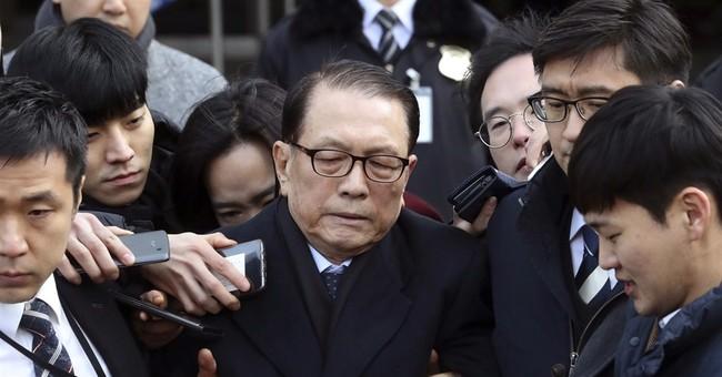 S. Korean minister arrested over artist blacklist allegation
