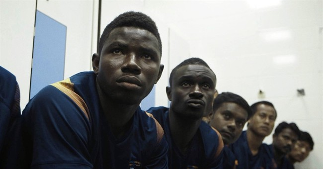 'The Workers Cup' sheds light on migrant workers in Qatar