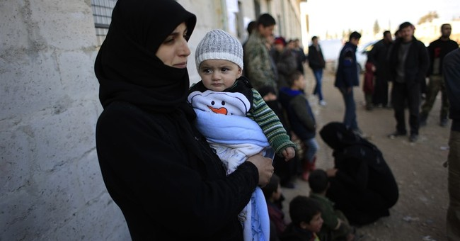 Aleppo displaced finally getting official paperwork