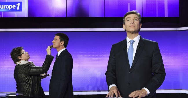 France's ex-PM Valls fights for spot in presidential primary