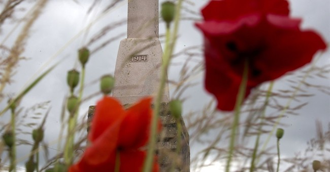 Century-old battle in Belgium sums up horrors of World War I