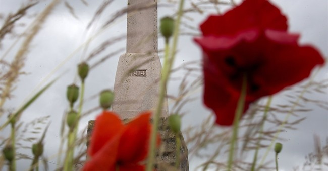 British, Belgian royals mark WWI battle centenary in Ypres