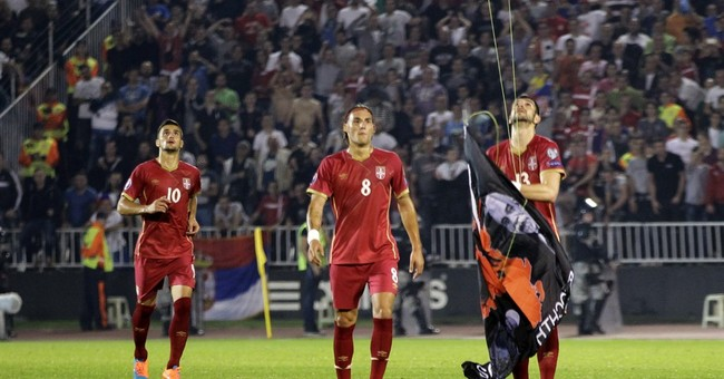Albania soccer federation fights fan's extradition to Serbia