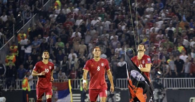 Albanian drone-flying soccer fan seeks asylum in Croatia