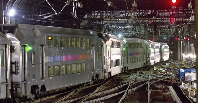 Penn Station repairs not addressing this commuters' bane
