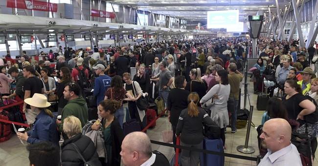 Luggage screening intensified after Australia airplane plot