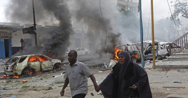 Al-Shabab attack on African Union convoy kills 8 in Somalia