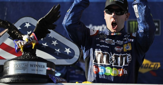 Kyle Busch ends winless season with Cup victory at Pocono
