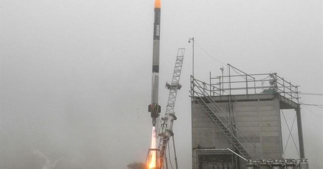 Japan venture ends rocket launch after communications glitch