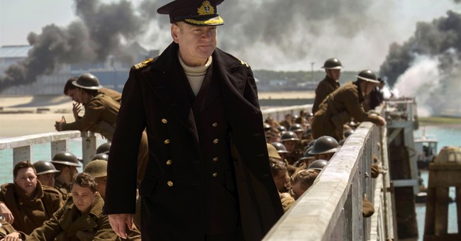 'Dunkirk' conquers box office for second straight week