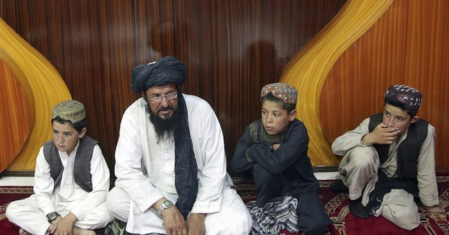 Officials: Young Afghans trafficked to study under Taliban