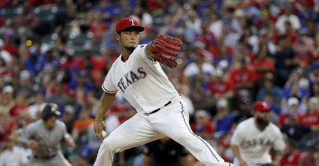NL West-leading Dodgers get Texas ace Yu Darvish